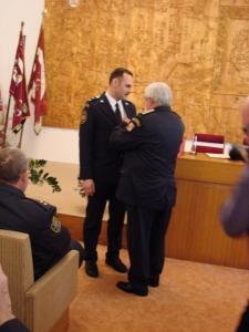 06. 05. 2017 Předání medailí