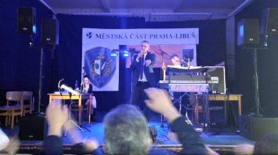 25. 11. 2017 Společenský večer MSH Praha