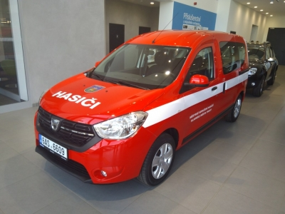 30. 04. 2018 Předání OA Dacia Dokker